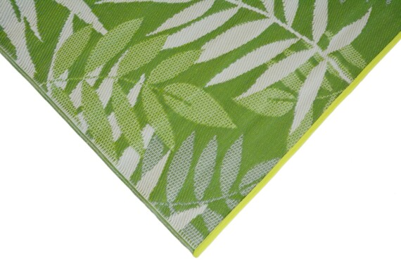 Green Leaves Outdoor Mat 4