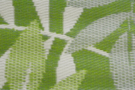 Green Leaves Outdoor Mat 5