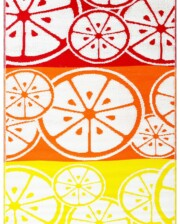Summer Citrus Outdoor Mat
