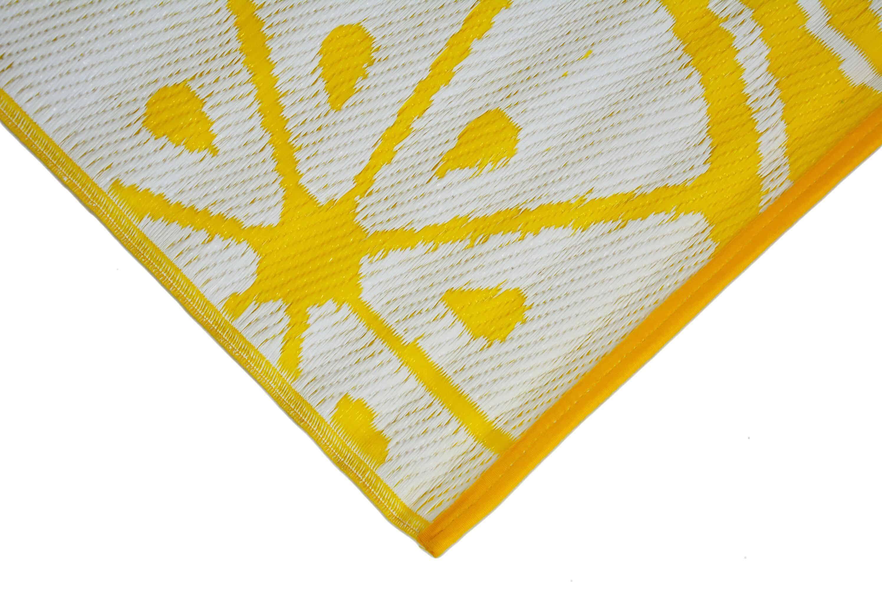Summer Citrus Outdoor Mat
