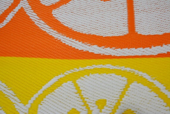 Summer Citrus Outdoor Mat 6