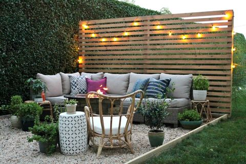 Backyard String Lights City Farmhouse 1586289274