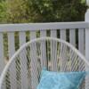 Aqua & Blue Turtle Bungalow Living Outdoor Cushions Australia