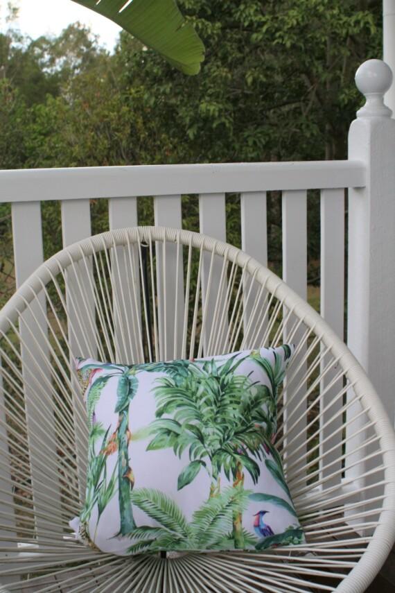 Jungle Days Outdoor Cushion Bungalow Living 42 CM Square Australia 2