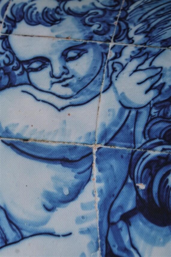 Lisboa Tile Angel 42 CM Square Bungalow Living Australia