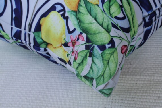 Positano Outdoor Cushion 42 CM Bungalow Living Australia